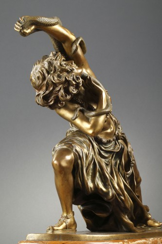 Art Déco - Dance of Carthage - Claire-Jeanne-Roberte COLINET (1880-1950)