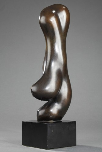 Sculpture  - Burst - Baltasar LOBO (1910-1993)