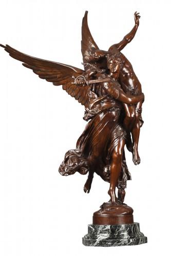 Gloria Victis - Antonin MERCIE (1845-1916)