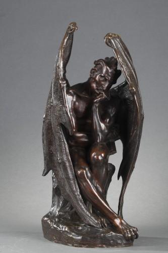 Satan - Jean-Jacques FEUCHERE (1807-1852)