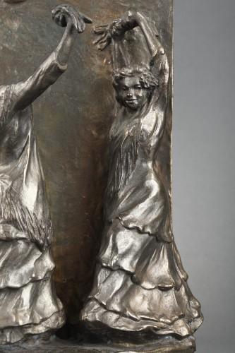 La Posada - François-Rupert CARABIN (1862-1932) -