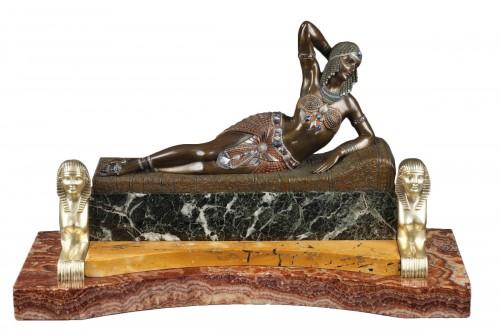 Cleopatra - Demetre Chiparus (1886-1947)