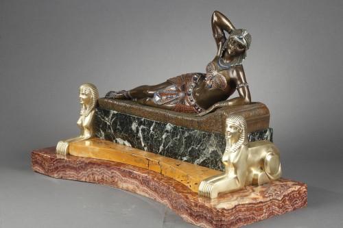 Cleopatra - Demetre Chiparus (1886-1947) - Art Déco