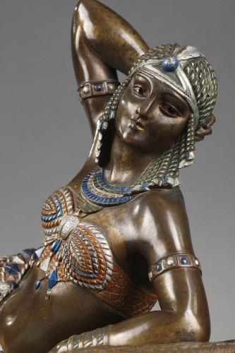 Art Déco - Cleopatra - Demetre Chiparus (1886-1947)