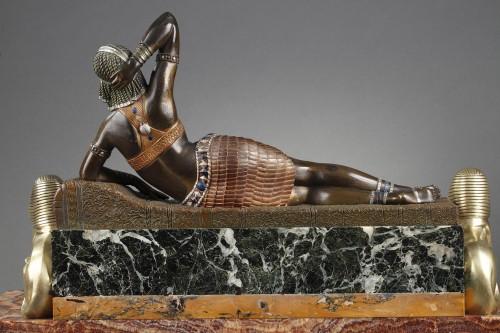 Antiquités - Cleopatra - Demetre Chiparus (1886-1947)