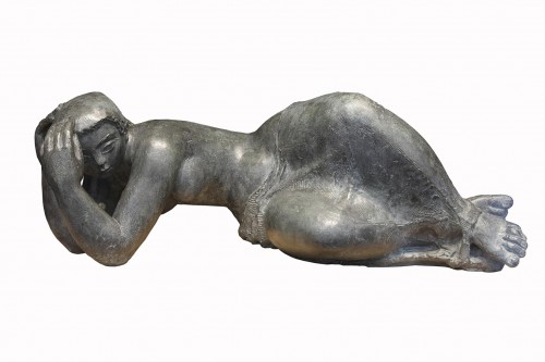 Dreaming - Antoniucci Volti (1915-1989)