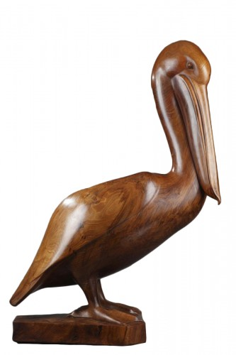 Pelican -  François GALOYER (né en 1944)