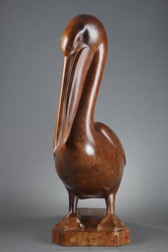 Pelican -  François GALOYER (né en 1944) -