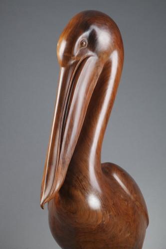 20th century - Pelican -  François GALOYER (né en 1944)