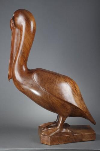 - Pelican -  François GALOYER (né en 1944)
