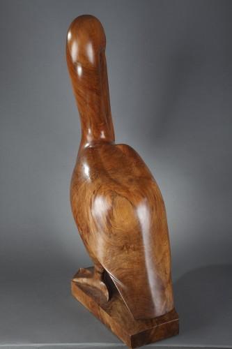 Antiquités - Pelican -  François GALOYER (né en 1944)