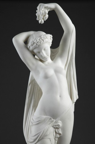 Daytime - James PRADIER (1790-1852) - Sculpture Style Louis-Philippe