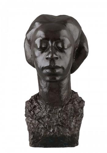 Femme Malgache - Jeanne TERCAFS (1898-1944)