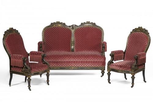 Napoleon III style Set