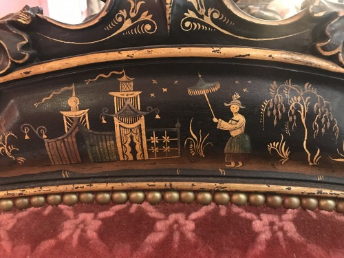Napoleon III style Set - Napoléon III