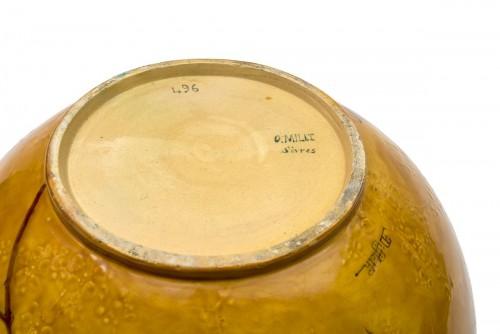 - Cachepot by Félix Optat Milet called Optat MILET (1838-1911) et Émile DIFFL