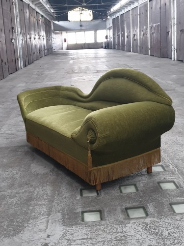 Green meridian - Europe, around 1900 - Seating Style Art nouveau