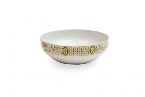 Table service - Manufacture Bernardaud, Limoges - Porcelain & Faience Style