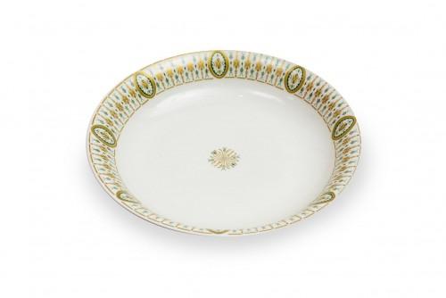 Porcelain & Faience  - Table service - Manufacture Bernardaud, Limoges
