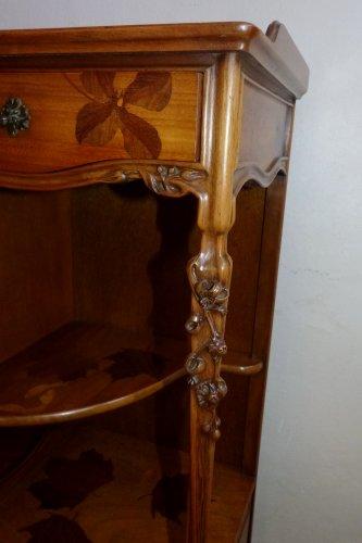 Louis Majorelle - Art Nouveau showcase, school of Nancy - Furniture Style Art nouveau