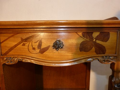 Furniture  - Louis Majorelle - Art Nouveau showcase, school of Nancy