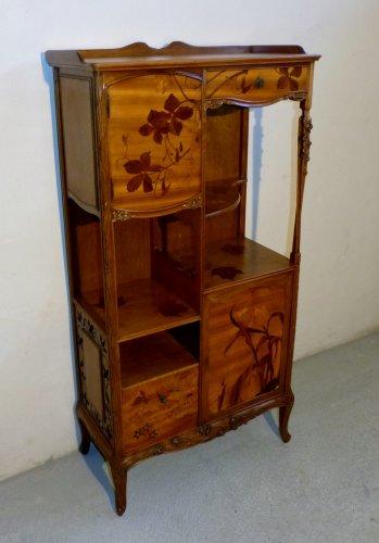 Louis Majorelle - Art Nouveau showcase, school of Nancy - Art nouveau