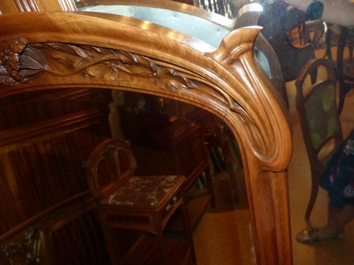 Chambre A Coucher Annees 70 laurent neiss , chambre à coucher art nouveau aux ombelles