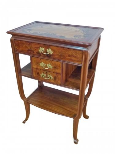 Louis Majorelle, small Art Nouveau console
