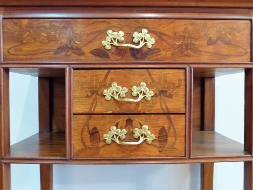 Louis Majorelle, small Art Nouveau console -