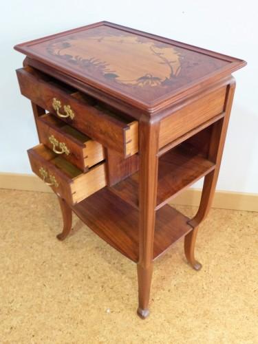 20th century - Louis Majorelle, small Art Nouveau console