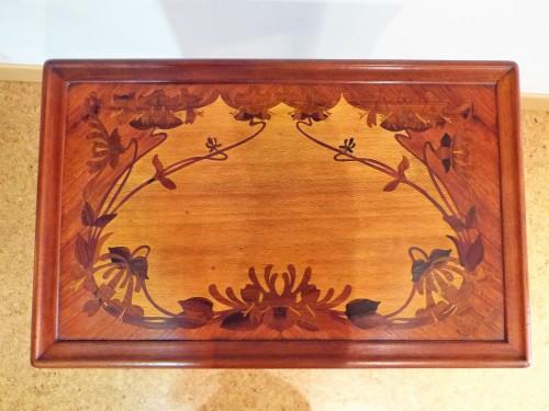 Louis Majorelle, small Art Nouveau console - Art nouveau