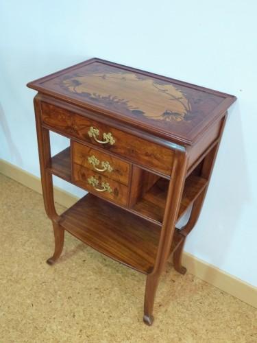 Art nouveau - Louis Majorelle, small Art Nouveau console