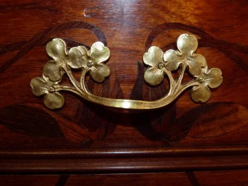 Antiquités - Louis Majorelle, small Art Nouveau console