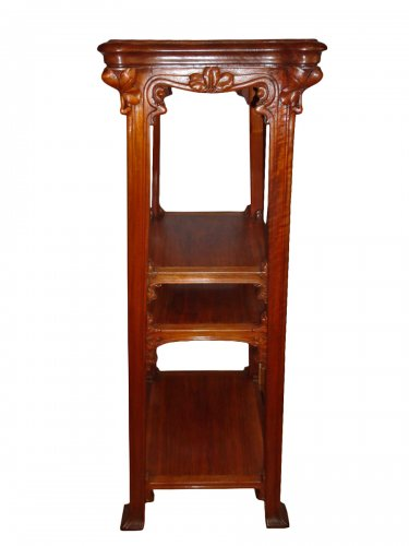 meuble d 39 appoint art nouveau antiquit s sur anticstore. Black Bedroom Furniture Sets. Home Design Ideas