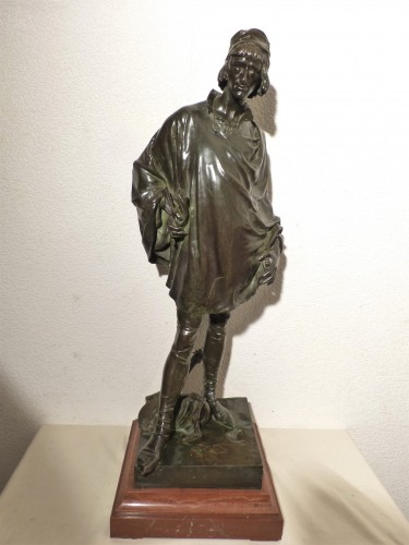 Napoléon III - Jean François Marie ETCHETO (1853-1889) - Le Menestrel