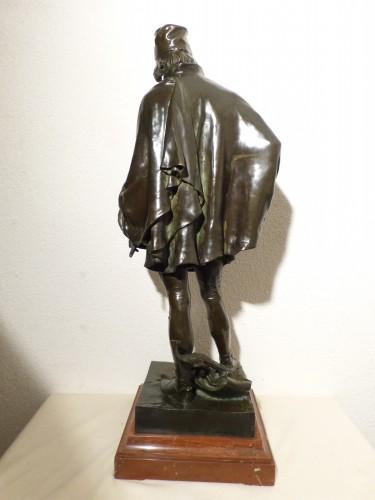 Antiquités - Jean François Marie ETCHETO (1853-1889) - Le Menestrel