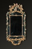 A 18th century german mirror