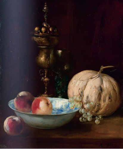 Antoine Vollon - Still life