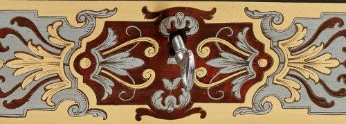 A Boulle marquetry casket - Louis XIV
