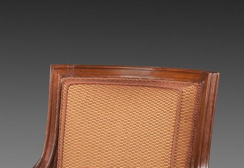 Directoire - A mahogany Directoire salon suite