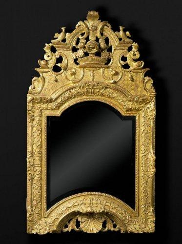 A Louis XIV mirror - Louis XIV