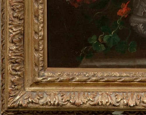 Jean-Baptiste Monnoyer- Still life : Flowers17th Century -