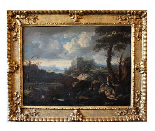 Jan frans van Bloemen (Anvers 1662- Rome 1749)
