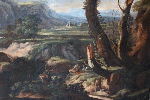 Jan frans van Bloemen (Anvers 1662- Rome 1749) attributed to -
