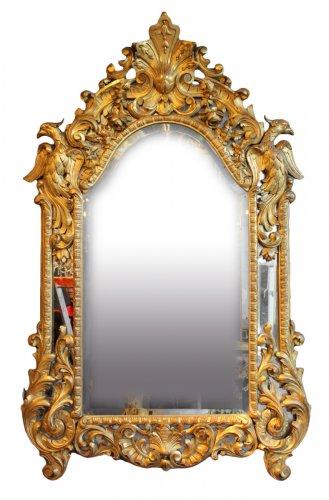 Miroir xixe si cle antiquit s et objets d 39 art d 39 poque for Symbolique du miroir