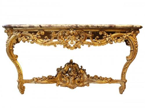 Louis XV Period  - Console