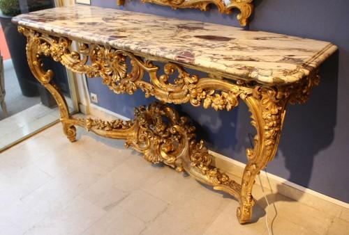 Antiquités - Louis XV Period  - Console