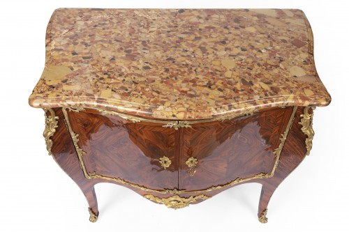 Louis XV Commode by Denis Genty - Louis XV