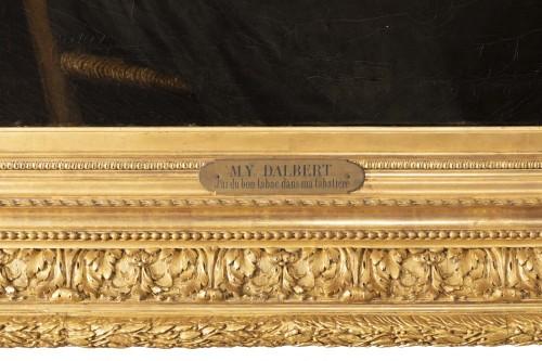 """Napoléon III - Portrait """"I have good tobacco in my snuffbox"""" - Yolande de la Rochefoucauld"""