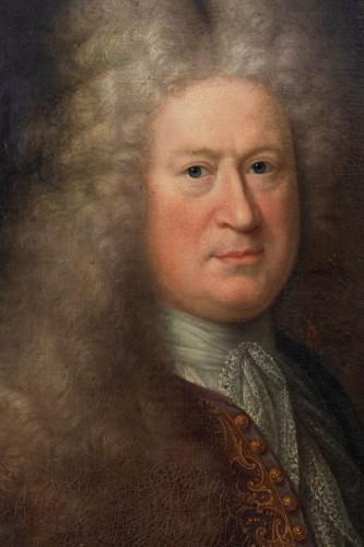 Paintings & Drawings  - Presumed portrait of Louis de France (1661-1711) around Hyacinthe Rigaud